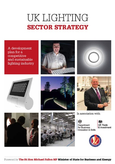 Lighting Industry launches joint strategy with UK Government