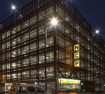 NCP Carparks Make The Switch To LED Lighting