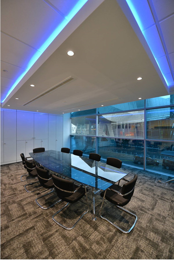 Office Refurbishment For Cottons Financial Services